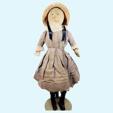 Wonderful Early Cloth/ Rag Doll