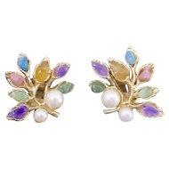 50% Off Swoboda Cultured Pearl Earrings