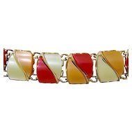 50% Off Summer Plastic Inlay Link Bracelet