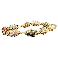 25% Off JBK Jackie Bouvier Kennedy Crystal Bracelet