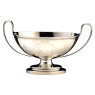 George III Sterling Silver Sauce Boat John Wakelin and Robert Garrard London England 1793