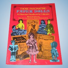 Those Fascinating Paper Dolls by Marian B. Howard