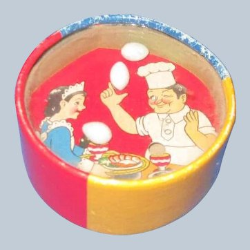 Double Dexterity Puzzle Egg Tossing Cooks and Bear