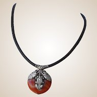 Edison Cultured Pearl Necklace Desert Pearl Ruby Lane