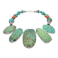 Vintage Margaret Thurman original design necklace