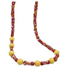 Old Japan Tombo glass beads