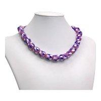Vintage Cherry Brand glass beads
