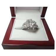 14K 1.00 cttw Beautiful Diamond Ring