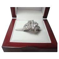 14K 1.00 cttw Beautiful Diamond Ring