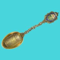King Edward Hotel Toronto Ontario Canada Souvenir Spoon