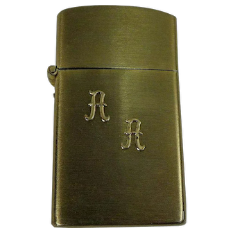 AA Brass LDL Lighter