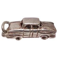 Vintage Classic Car Sterling Charm