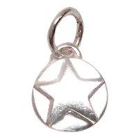 Sterling Star Charm