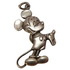 Official Walt Disney Mickey Mouse Charm