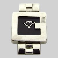 Gucci Watch Face Pin - Small Brooch