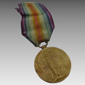 World War I Bronze Medal