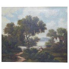 English 19th Century Landscape