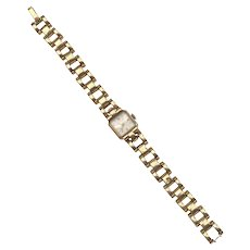 Tiffany & Co. 14K Gold Retro Woman's Watch