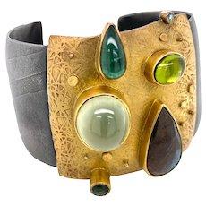 Fabulous Sydney Lynch Woodland Cuff Bracelet
