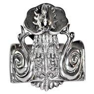 Rare William Spratling 930 Silver Eagle Bracelet Taxco