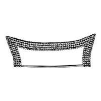 Georgian Cut Steel Tiara Hair Ornament Rare Museum Quality