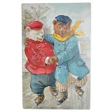 Tucks' Bears Postcard c 1904
