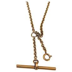 15 ct Victorian Long Watch Chain