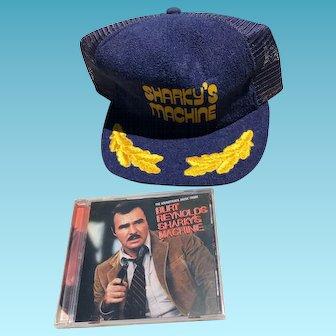 Celebrity Memorabilia from Burt Reynolds and Snuff Garrett