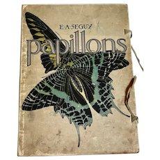 E. A. Seguy Original Papillons Portfolio