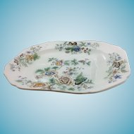 Copeland, Late Spode Tree and Well Staffordshire Platter