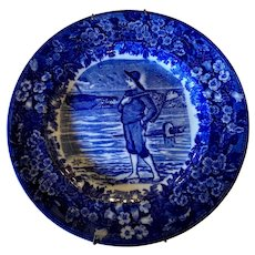 Wedgwood Aesthetic Movement Months Plate