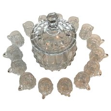 Nachmann German Lead Crystal Set