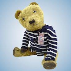 Australian 1930 Handsome Teddy Bear Major Tom