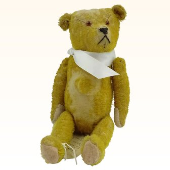 Unidentified pin jointed teddy bear