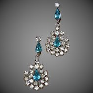 Vintage GARNE Dangle Earrings
