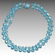 AUSTRIA Vintage Plastic Necklace