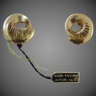 TIFARI Swirl Earrings