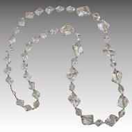 TRIFARI Faux Crystal Necklace