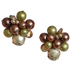 VENDOME Beaded Earrings