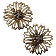 Sarah Coventry Springtime Earrings