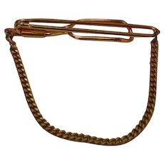 Dangle Chain Tie Bar