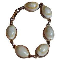 Olive Shell Bracelet
