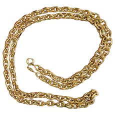 Grosse Germany Long Necklace Chain