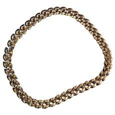 TRIFARI Small Link Necklace