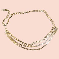 Multi Chain Curb Link Belt