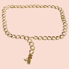 Tassel Chain Belt