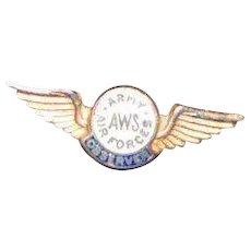 WW II Military Pin