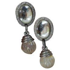 Les Bernard Disco Ball Earrings