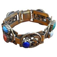 Fabulous Vintage Link Bracelet