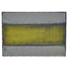 Contemporary Modern Pastel Painting c.2000